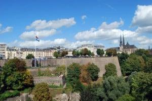 Luxembourg - European banking hub