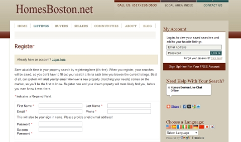 HomesBoston.com
