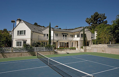 Beverly Hills rental property