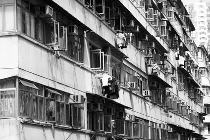 Low rent housing China