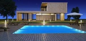 Big improvement in luxury property segment