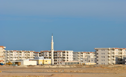 Middle East housing