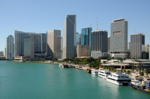 Miami Brickell tower