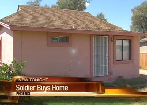 Cordova family home foreclosure