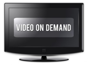 Video on Demand for realtors