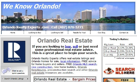 Orlando Real Estate Experts