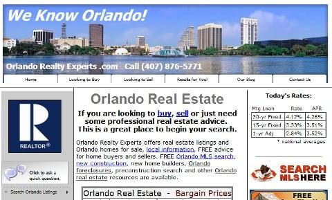 Orlando Real Estate Experts