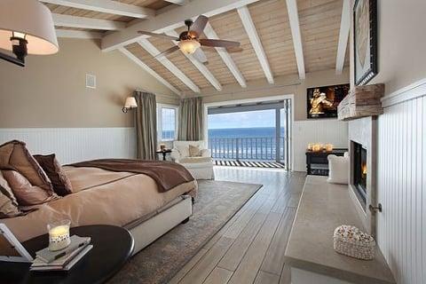 Bedroom View From Dana Point Beachhouse
