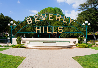 luxury homes beverly hills