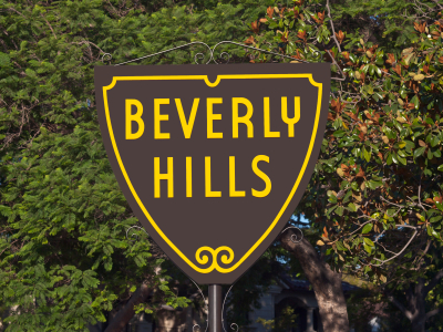 Beverly Hills real estate