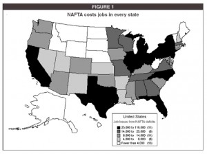The cost of NAFTA