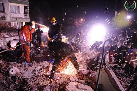 Turkish earthquake