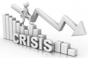 Crisis management, make people feel okay.