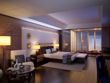 Luxury home exchange