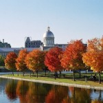 The Bonsecours Market in Old Montreal