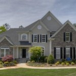 The Ambercrest home design from Ryan Homes