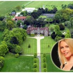 Claudia Schiffer home