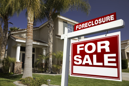 number of foreclosure