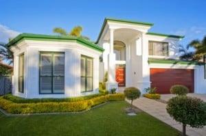 Australian home on Gold Coast