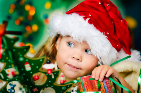 Zephyr Real Estate and kids for Christmas