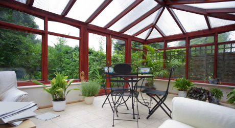 Conservatory construction