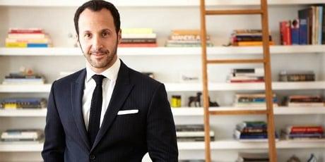 Good Property Company's founder, Josh Gurwitz.