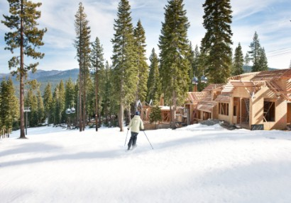 Home Run ski homes