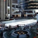 Plaza of the Americas atrium