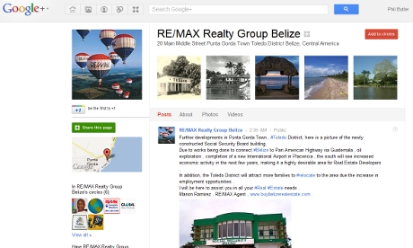 RE/MAX Realty Group Belize