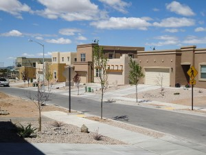 Neighborhood in Santa Fe, NM