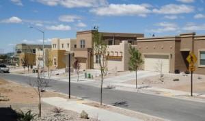 Neighborhood in Santa Fe, NM