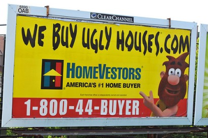 HomeVestors We buy ugly houses