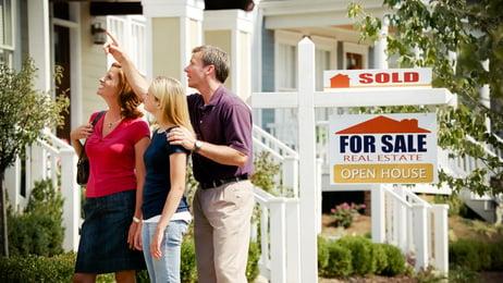 Home buyer sentiment