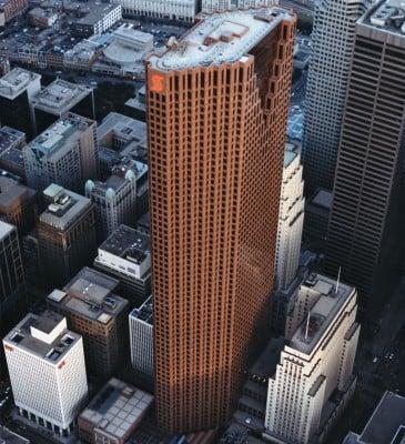 Scotia Plaza tower in Toronto