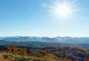 Weaverville, NC mountaintop property