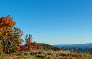 Another panoramic view from Weaverville property