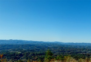 Another North Carolina mountain view