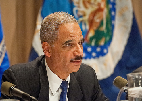 Eric Holder foreclosure settlement