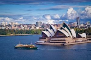 Australia real estate prices