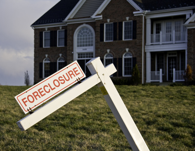 foreclosure numbers January