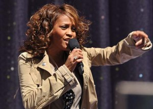 Whitney Houston's home