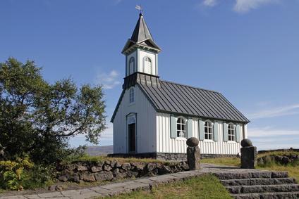 church foreclosure