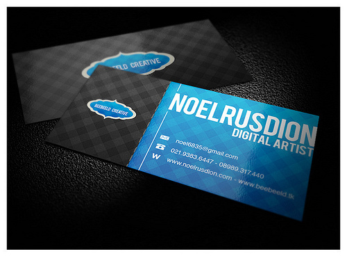 Realtybiznews on a business card promoting your social media what do you display on your business card colourmoves