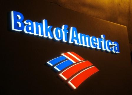 bank of american short sale