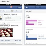 Facebook Launches Pages Manager iPhone App