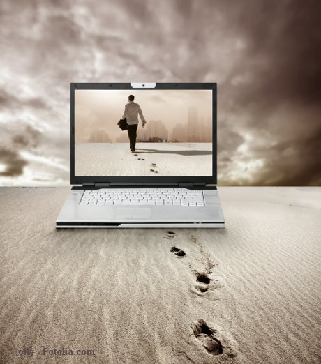 Web footprints