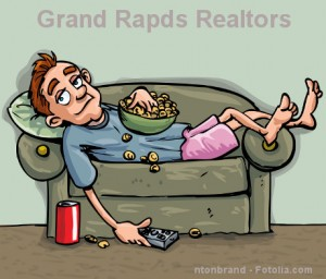 Grand Rapids Realtors - Hard At It