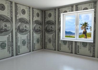 """""""家居装饰美元在哪里消费和在哪里储蓄"""