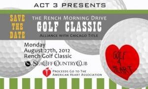 Heart Association golf tourney.