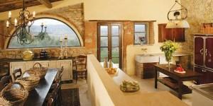 Italian farmhouse